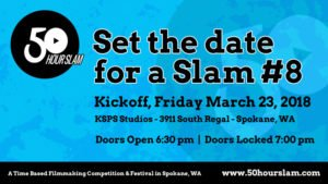 Set the date for a slam 8